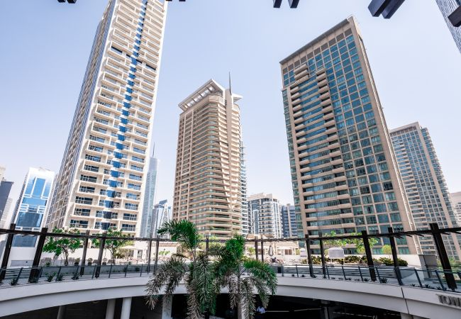 Apartment in Dubai - Full Marina View from Modern Apt