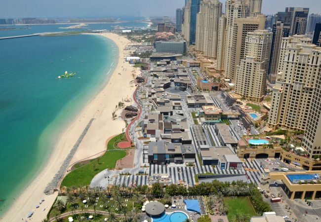 Apartment in Dubai - Regal Apt Fit for a King w/ Sea View