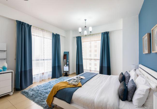 Apartment in Dubai - Premium Apt in the Heart of JBR Beach, Dubai