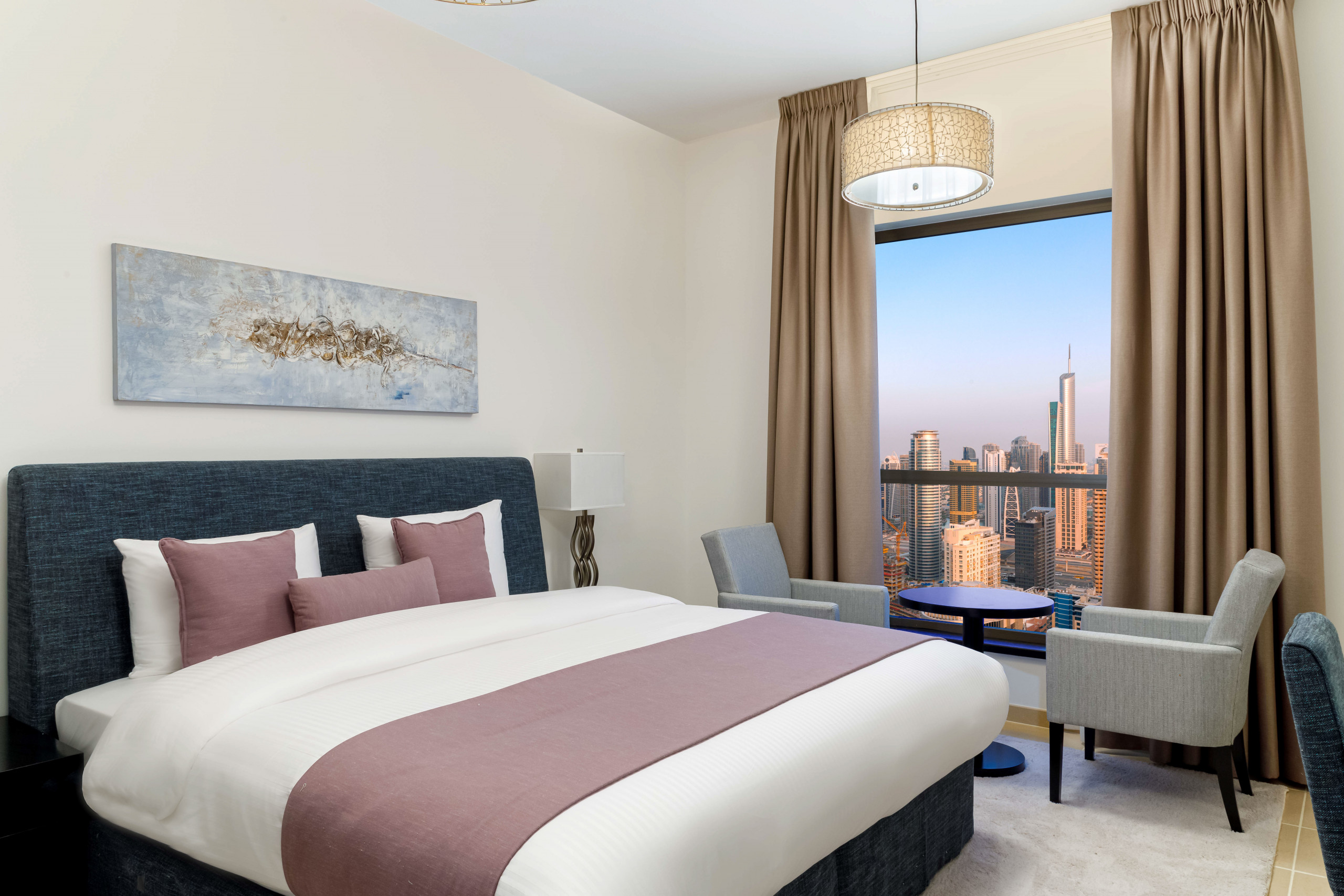 Stunning Luxury Marina View Apt in JBR - Apartments in Dubai