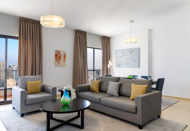 Apartment in Dubai - Stunning Luxury Marina View Apt in JBR