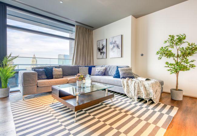 Apartment in Dubai - Modern Apt in Impressive DIFC Tower