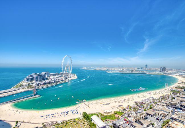 Apartment in Dubai - Spectacular Sea Views in JBR Luxury Apt
