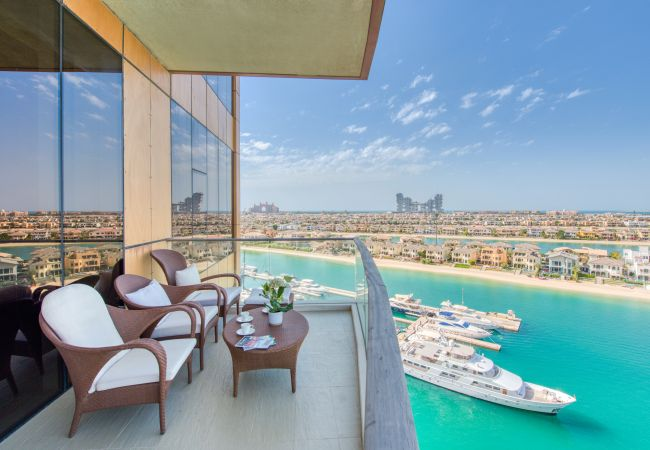 Apartment in Dubai - Fancy Family Friendly Stay w/Prvt Beach in Dubai